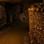 Escape From Catacombs in Paris