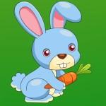 Blue Rabbit Escape