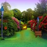 Nature Garden Escape