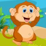 Hunger Monkey Escape 1