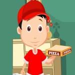 Pizza Delivery Escape
