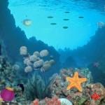 Underwater Cave Escape