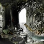 Escape From Fingal Cave