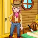 Elsa Cowboy Room Escape