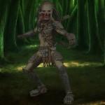 Alien Forest Escape