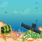 Mystical Submarine Treasure Adventure