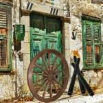 Mediterranean Streets Escape