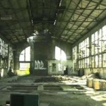 Escape From Abandoned Socialist Textile Factory