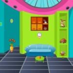 New Colorful Room Escape
