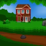 Forest Old House Robbery Escape Game