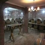 Mirchi Escape Wine Cellar