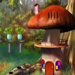 Amanita Mushroom Forest Escape Game