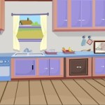 Trendy Kitchen House Escape Game
