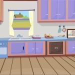Trendy Kitchen House Escape Game