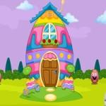 Egg House Smiley Escape Game