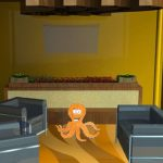 Orange Octopus Escape RE