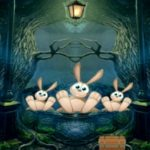 Rabbit Farmhouse Escape