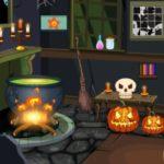 Underground Witch House Escape